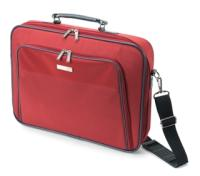 Dicota Base XX Business NB Case torba na notebooka15''/ 17.3'' red